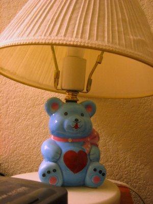 Bear Lamp