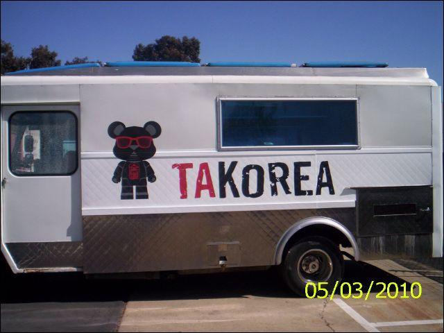takorea truck